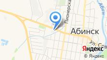 Абинскрайгаз на карте