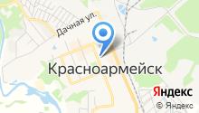 Пушкинский социально-реабилитационный центр для несовершеннолетних, ГКУ на карте