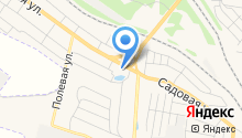 АГЗС Кимовскгазстрой на карте