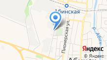 Независимая энергосбытовая компания Краснодарского края на карте
