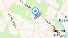 Жуковский Машиностроительный Завод на карте
