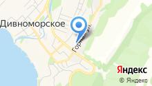Cappucino на карте