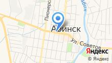 Абинская компьютерная служба на карте