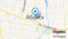 Dom WiFi - Абинск - Быстрый беспроводной интернет в Абинске на карте