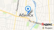 Абинская торгово-промышленная палата на карте
