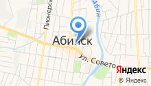 Градальянс на карте