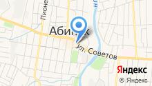 эрос-новороссийск.рф на карте