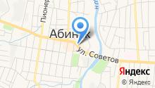 Яни на карте