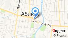 Мониторинг на карте