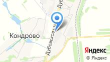 Тульская академия кондитерского мастерства на карте