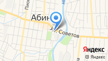 Анкор на карте