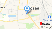 Автошкола-центр на карте