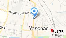 ТЕПЛОКОМФОРТ на карте