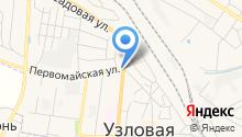 Аптечная сеть на карте