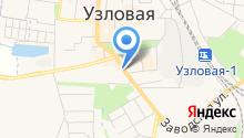 Узловский художественно-краеведческий музей на карте