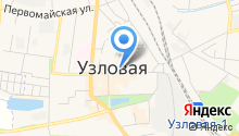 Узловский городской суд на карте