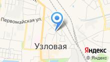 Универмаг на карте