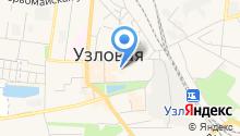 Нотариус Савостьянова В.Л. на карте