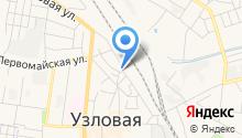 РГК-Арсеньево на карте