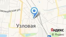 Свято-успенский храм на карте