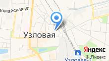 Нотариус Ревтова Л.И. на карте
