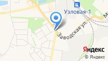 Адвокатский кабинет Лобастова Ю.Ф. на карте