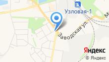 Моссельпром на карте