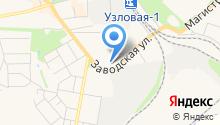 Наш дом-Заводская, 6 на карте