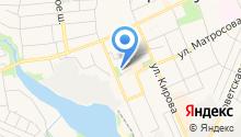 Пивной бар на Октябрьской на карте