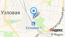 Эвакуатор71 на карте