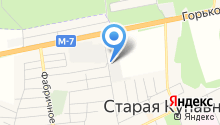 Флос на карте