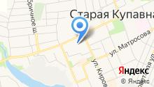 Средняя общеобразовательная школа №22 им. И.И. Назина на карте