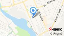 Лагуна-М на карте