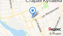 Купавинская ветеринарная клиника на карте