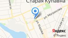 Школа-интернат основного общего образования №1 на карте