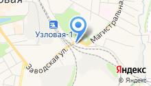 Шиномонтажная мастерская на ул. 225 км на карте