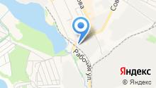 КТВ на карте