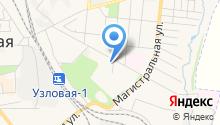 Банкомат, ВТБ 24 на карте