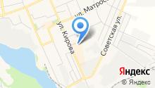 Автокомплекс на ул. Кирова на карте
