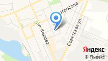 Детский сад №6 на карте