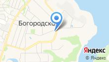 ТД СпецТекс - Производство и продажа тканей, текстиля на карте