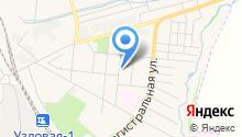 Узловский железнодорожный техникум на карте