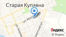Школа №34 на карте