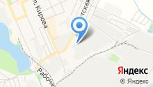 В/О Изотоп на карте