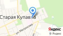 Детская поликлиника №32 на карте
