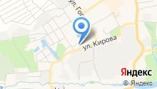 Межрайонная инспекция Федеральной налоговой службы России №16 по Московской области на карте