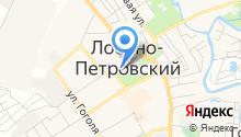 ДеДоКуКа на карте