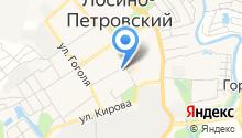 ДЕЗ КРАСНОСЕЛЬСКОГО РАЙОНА, ЗАО на карте
