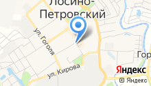 Адвокат Гришина Н.В. на карте