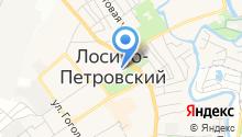 РГТЭУ на карте